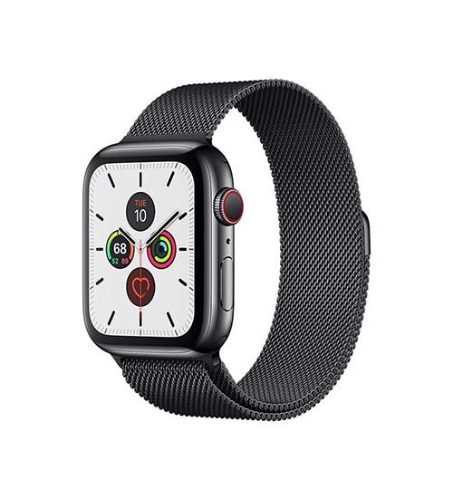 Apple Watch Series 5 44mm Thép Likenew 99%